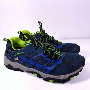 Merrell Moab Low Waterproof Hiking Shoes